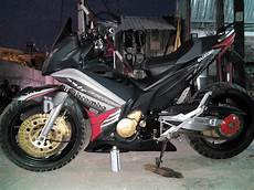 Mx King Modif Touring by Yamaha Jupiter Mx 135 Bermesin Suzuki Bandit 250 Jian