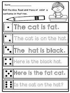free printable writing sentences worksheets for kindergarten 22201 free handwriting practice on with images handwriting practice sentences kindergarten