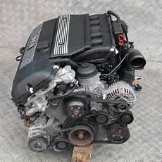 bmw e60 motor bmw 5 serie e39 e60 komplett motor 520i m54 b22 226s1