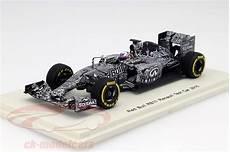 formula 1 models of spark test car daniel ricciardo in 1 43