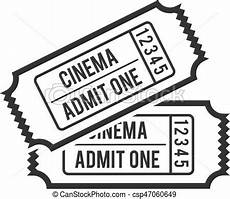 Bw Ticket - bw icons cinema ticket cinema ticket icon in single