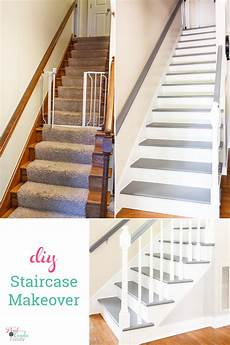 your how to guide for painting stairs the real thing with the coake family