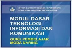 download modul dasar teknologi informasi dan kominikasi guru pembelajar liputan guru indonesia