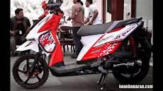 Motor X Ride Modif modifikasi motor x ride