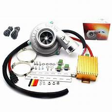 Xinyuchen Electric Turbo Supercharger Kit Thrust