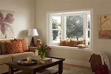 Decorating Ideas For Windows In Living Room by Replacement Bay Bow Windows Simonton Windows Doors