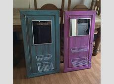 Repurposed cabinet doors   (?) F¡nished Projec?s