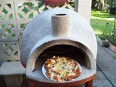 diy how to build a backyard wood pizza oven