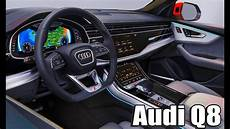 2019 audi q8 interior youtube