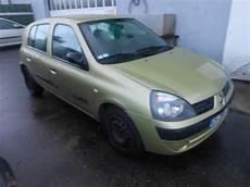 Capot Renault Clio Ii Phase 2 Diesel