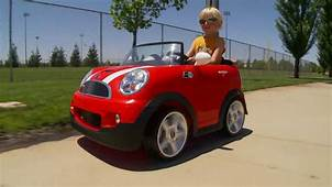 Avigo Mini Cooper Kids Car  YouTube