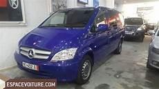 mercedes vito occasion 224 fes diesel prix 230 000 dhs