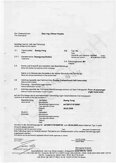 Certificate Of Conformity Eurococ