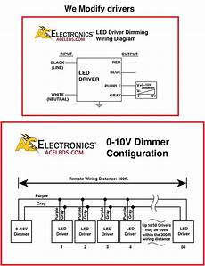 wiring details led drivers