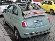 Fiat 500 Cabrio Gebraucht - 2012 fiat 500c cabrio drive