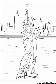 New York Malvorlagen Zum Ausdrucken Malvorlagen Usa Malvorlagen Ausmalen Und Ausmalbilder