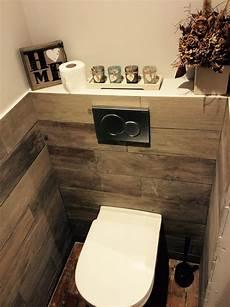 deco carrelage toilette carrelage imitation bois wc en 2019 carrelage