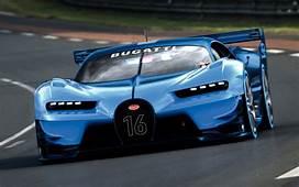 2015 Bugatti Vision Gran Turismo  Wallpapers And HD