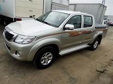 2012 Toyota Hilux Up Photos 2 5 Diesel Manual For Sale