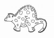 Dinosaurier Malvorlage Kinder Dino Ausmalbild Kinderbilder