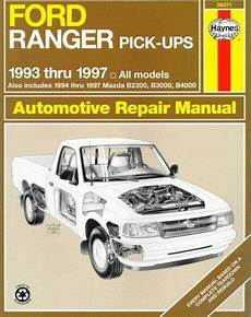 auto repair manual online 1998 mazda b series plus on board diagnostic system ford ranger mazda b series pick ups automotive repair manual 1998 edition open library