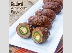 Stuffed Jalapeno Peppers  Armadillo Eggs image