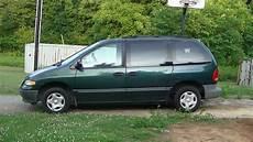 how to fix cars 1998 dodge grand caravan auto manual 1998 dodge caravan for sale youtube