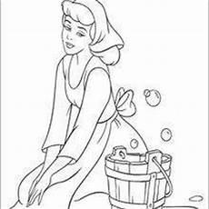 malvorlagen cinderella tutorial