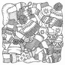 winter coloring pages for adults coloring pages winter