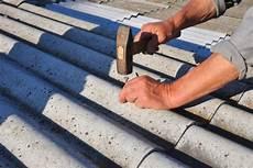 asbestplatten am haus asbest erkennen 187 so geht s