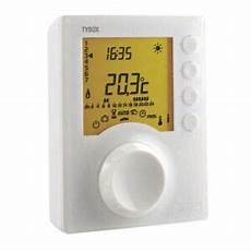 Delta Dore Tybox 117 Wired Programmable Thermostat