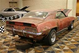 1969 Camaro RS/Z28 Barn Find  Information On Collecting