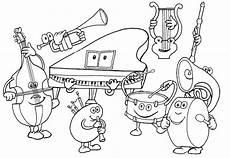 music coloring pages coloringpages1001 com
