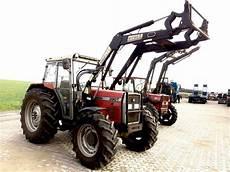 traktor allrad frontlader massey ferguson 390 t allrad mit frontlader traktor