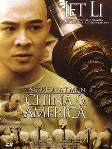 Once Upon A Time In China And America Schauspieler Regie