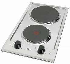 kochfeld 2 platten ceran defy 300mm 2 plate solid hob defy appliances