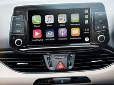 Apple Carplay Android Auto Hyundai I30 Technology