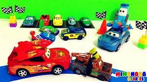 Disney Pixar Cars 1 Y 2  Personajes Coleccion De Carros