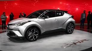 C HR  Le Nouveau Diamant De Toyota I Want This