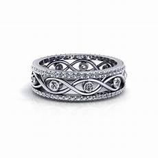 infinity eternity wedding ring jewelry designs