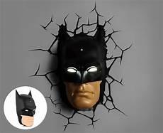 3d batman mask light wall sticker 816733020297 ebay
