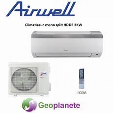 Prix Sonde Climatiseur Climatiseur Mono Split Airwell R 233 Versible Inverter Hkde 3000w