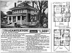 american foursquare house sears plan 1900 american