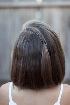 braided hairstyle for short hair 5 braids for short hair cute girls hairstyles