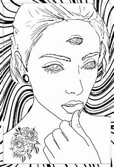awesome coloring pages for adults at getcolorings com free printable colorings pages to print