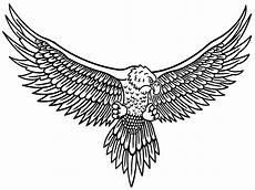 Ausmalbilder Zum Drucken Adler Adler Malvorlage 171 Cliparts