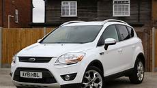 Ford Kuga 2 0 Tdci Turbo Diesel 163 Bhp Titanium 6 Speed