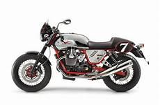 Moto Guzzi V7 Cafe Racer Review