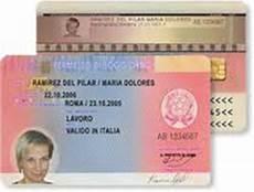 carta soggiorno motivi familiari residence permit new model electronic anti counterfeiting