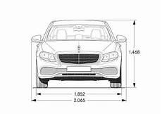 Mercedes W213 Technische Daten - mercedes e klasse limousine w 213 abmessungen